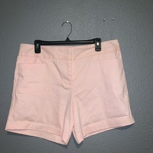 The Limited Light Pink Shorts